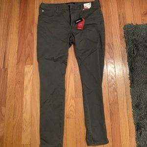 Grey Express jeans